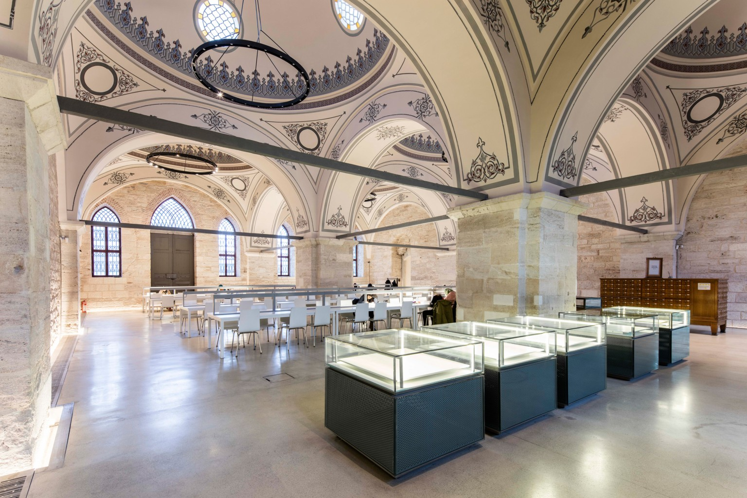 TA_TabanliogluArchitects_Beyazit_Library_4