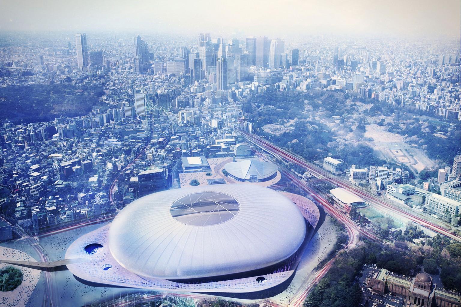 TA_TabanliogluArchitects_New_National_Stadium_Japan_1